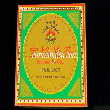 2008 Xiaguan FT ''Bao Yan Brand '' Mushroom Raw Pu Er Puer