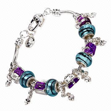 China Fairy Tale Dreams Inspirational Pandora Bracelet 2017 Handmade Style Various Colors Are Available