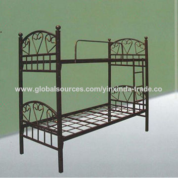 China Cheap Price New Design Heavy Duty Dubai Bunk Bed On Global Sources