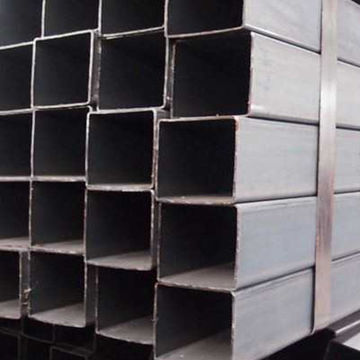 China 40x140mm hollow section steel pipe