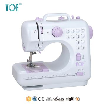 FHSM40 Factory Wholesale Price Automatic Overlock Multifunction Simple China Sewing Machine Price