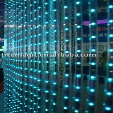 P25 Full Color Smd Led Display/ Transparent Led Screen/led Pixel