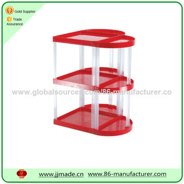 Strange Square And Semi Circle Combined Plastic Display Stand Machost Co Dining Chair Design Ideas Machostcouk