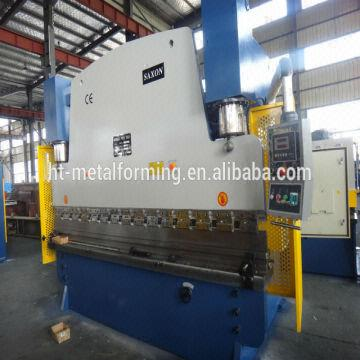 hydraulic press brake small machine easy on operation and