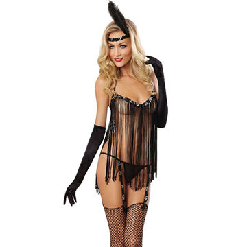 4aac35aa59 Flashy Flapper Lingerie Costumes China Flashy Flapper Lingerie Costumes