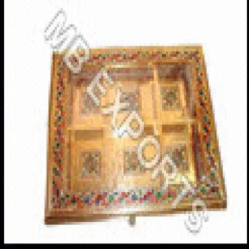 Epns And Metal Handicrafts White Metal Gift Box Manufacturers In