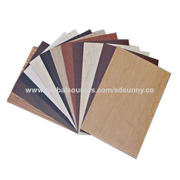 HPL decorative high-pressure laminate China HPL decorative high-pressure laminate