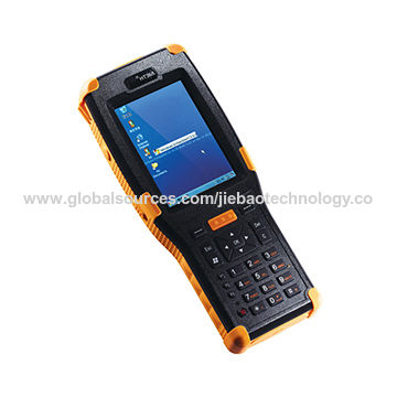 Data pda collector, rugged IP65, window CE system, electric