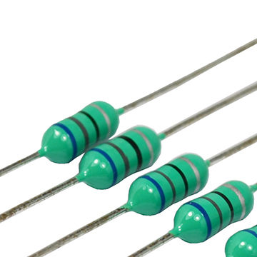 China Chipsen 1,500uH Leaded Inductor Dip ferrite bead core inductor color  code axial coils factory on Global Sources