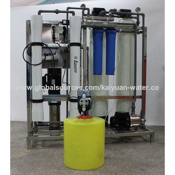 DOW RO membrane 500L/H salt water treatment system, borehole