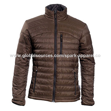 Mens Hunting Wear Quilted Jacket Global Sources