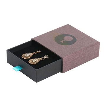 China Jewellery Earring Packing Gift Box From Dongguan Wholesaler