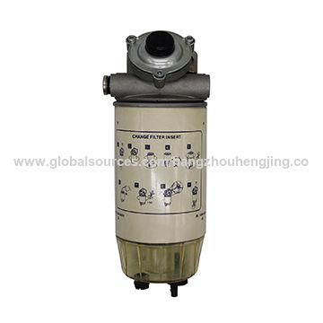 Fuel Filter Water Separator Assy Doosan Excavator Engine DE12/DE08 Daewoo  Bus Parts 65.12503-5028   Global SourcesGlobal Sources