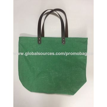 China Eco-friendly fabric jute bag with zipper, customized natural jute