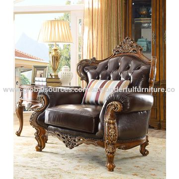 China Wood Leathter Sofa From Shenzhen Manufacturer Shenzhen
