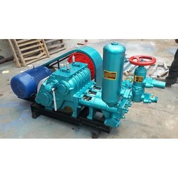 China Triplex plunger pump/mud pump for drilling rig/cement mortar pump