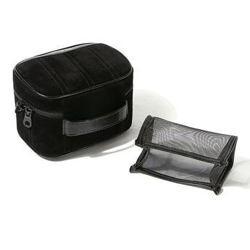 eb76e74f3c03 ... polyester Hong Kong SAR Hot-selling mesh cosmetic bag, materials can be  canvas, polyester