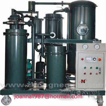 Waste Oil Disposal >> Lubricant Oil Filtration System Hydraulic Oil Purifier Waste Oil