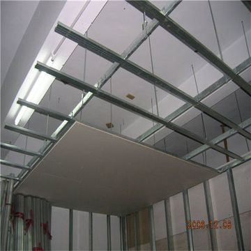 Light Steel Suspended C Channel And Furring Channel