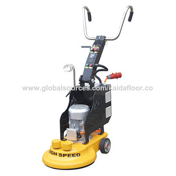 High Performance Handheld Concrete Terrazzo Floor Polishing