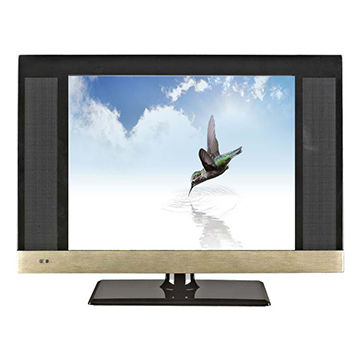 China 19-inch square screen LED TV with wide frame, A/D system or ...