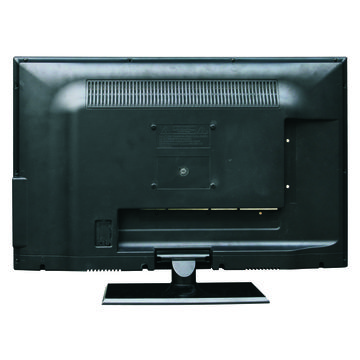 China 15.4-inch LED TV, metal look casing