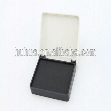 China Fingerprint Bank Sealing Ceramic Voting Stamp Pad