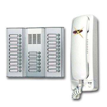 Hong Kong Sar Audio Door Phone Intercom Systems For Residential Commercial Or Communities On Global Sources Audio Door Phone Intercom Systems