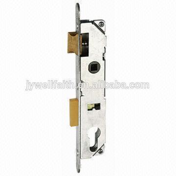 China Corbin Italian Oval Cylinder Aluminum Lock Body Quality  Warranty;Quality Control System:ISO9001