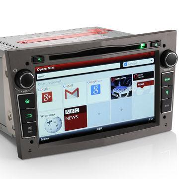 "China 7"" Auto Radio for Car, DVD GPS 3G Bluetooth for Combo Zafira"
