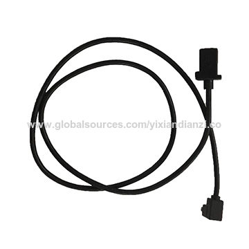Taiwan 2 Pin Tyco Connector 3 96mm Electrical Power Cable Assembly
