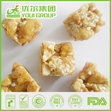 Traditional Chinese Snacks/Cranberry Sesame Crunch | Global