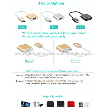 China HDMI to VGA adapter from Shenzhen Wholesaler: Shenzhen