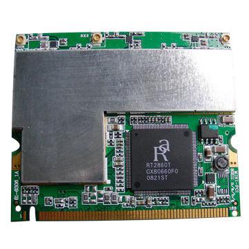 802.11 a/b/g Wireless MiniPCI Card Driver UPDATE