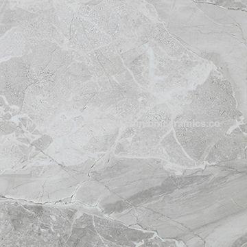 Polished Breccia Grey Marble Floor Tile