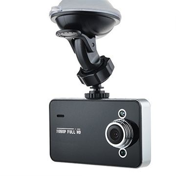K6000 Gift HD 720P Car Dash Camera with Data Video Recorder