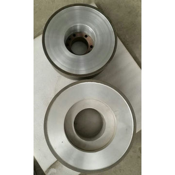 China Resin bonded centerless grinding wheels-high grinding efficiency, sharp for carbide