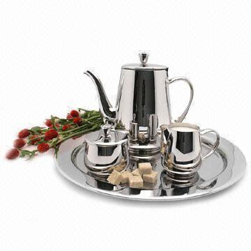 Stainless Steel Coffee Set China