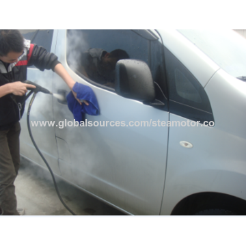 China JNX-6000-I 10bar steam car wash machine with CE approval
