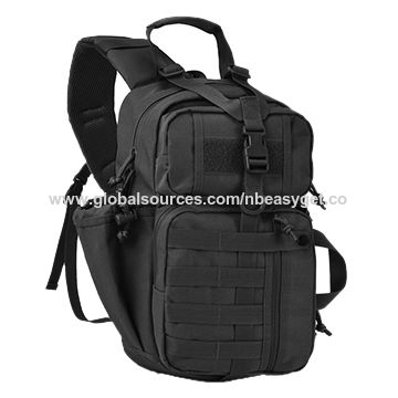 China Tactical Sling Bag Military Rover Shoulder Backpack Edc Molle Assault Range