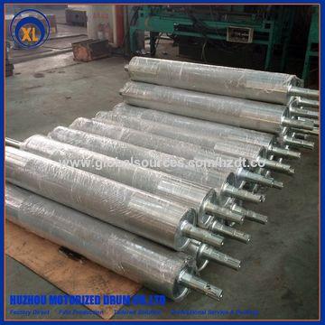 Steel tube conveyor roller for conveyor with design drawing | Global