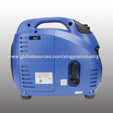 China 1200W Digital Inverter Generators, Special Design 4-stroke Engine/Low Noise/Pure Sine Wave/Patented