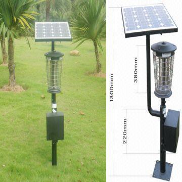 ... China Solar BUG Zapper/garden Bug Zapper/outdoor Bug Zapper