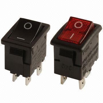 hook up lighted rocker switch Using relays to wiring off road lights and accessories and normally open contacts will handle up to 30 or 40 amps to a toggle switch at the dash.