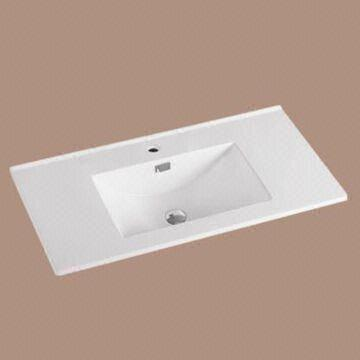 Ceramic Cabinet Basin, Measuring 800 x 460 x 200mm, Available in ...