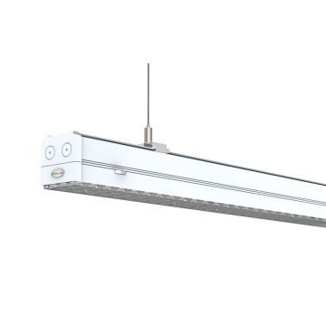 1 2m 48w White Continuous Row Led Linear Track Lighting