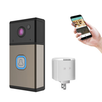 China wifi doorbell camera from Shenzhen Wholesaler: Shenzhen