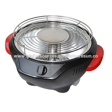 Infrared Smokeless Electric Indoor Table Grill China