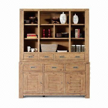 Acacia Wood Furniture Kitchen Cabinet Global Sources