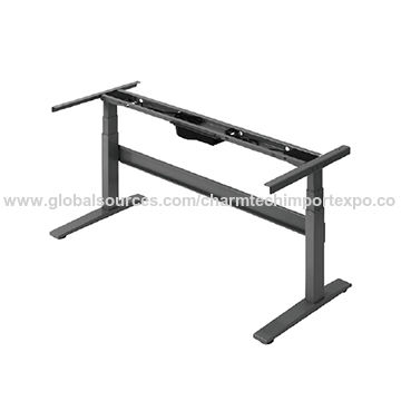 China Height Adjustable Standing Desk From Ningbo Manufacturer